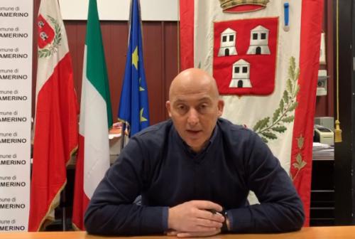 Camerino, dal sisma al covid con determinazione e amore per la città: il primo anno del sindaco Sborgia
