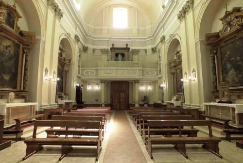 Castelfidardo, la chiesa di Sant'Agostino chiede aiuto «Siamo sul lastrico»