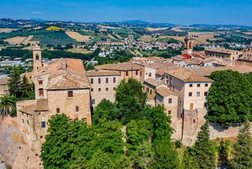 Serra de' Conti, contagi da covid anche nel paese della cicerchia