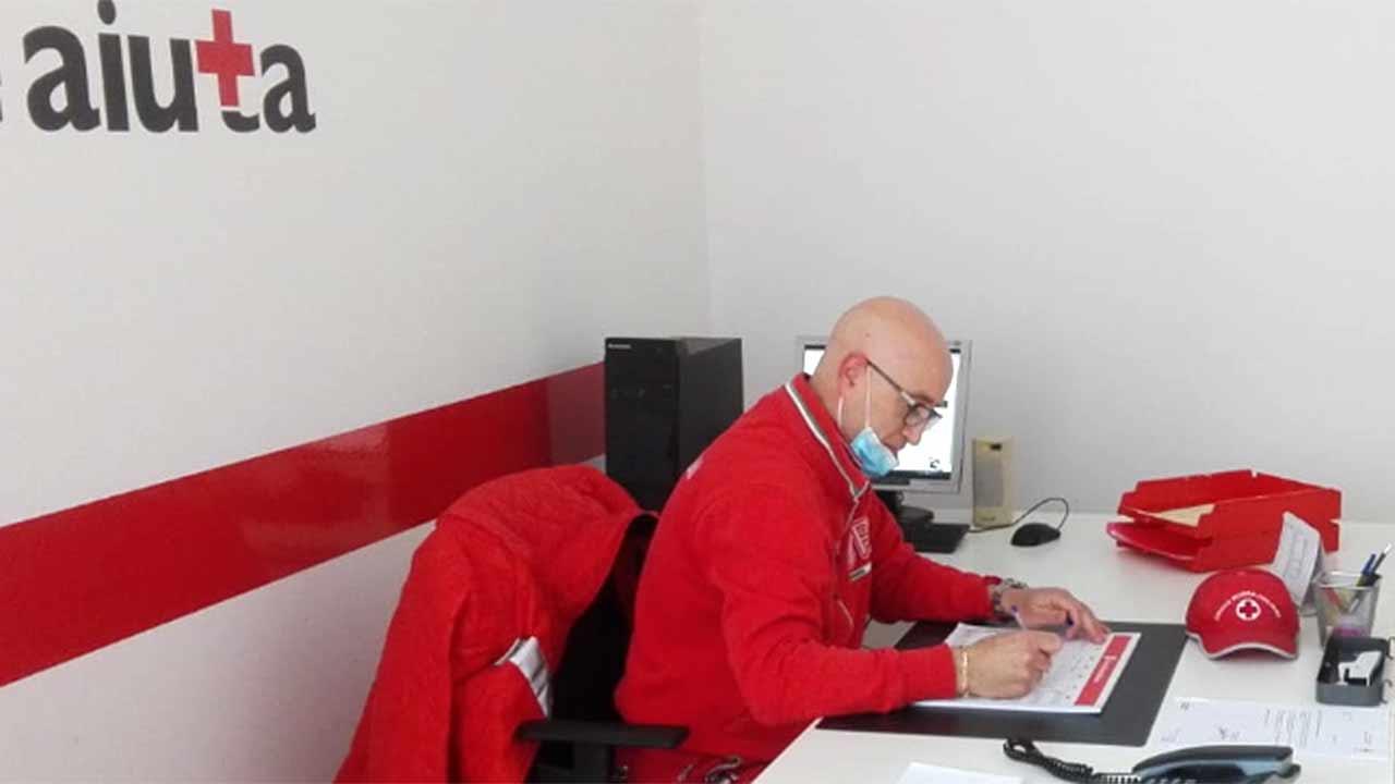 Croce Rossa di Senigallia impegnata nell'emergenza coronavirus