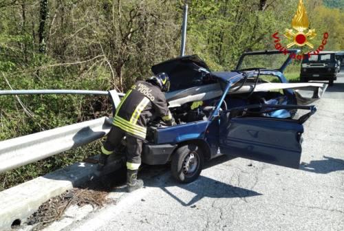 Tragico incidente a Pieve Torina: muore una 27enne di Pioraco