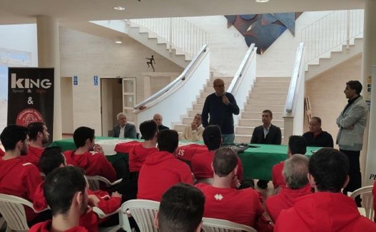 Bontempi Volley Ancona Lanari Le Istituzioni Devono Darci Una Mano Sport Centropagina Cronaca E Attualita Dalle Marche