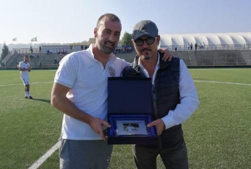 Dilettanti, i Portuali Calcio Ancona ripartono da mister Ceccarelli