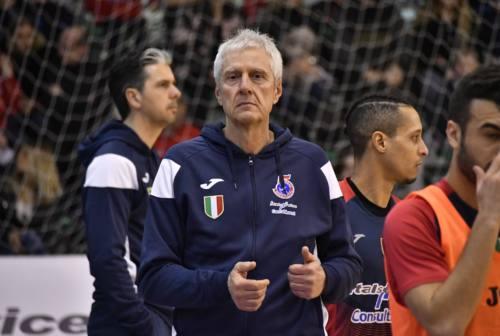 Italservice Pesaro, parla Colini: «Giusta testa e intensità»