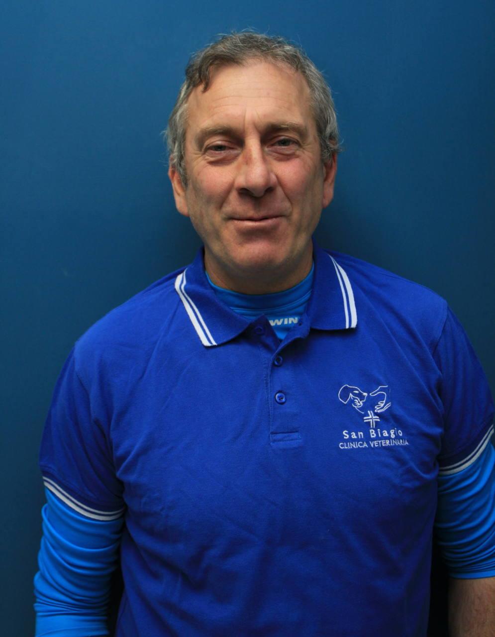 dott. David Blasetti, veterinario