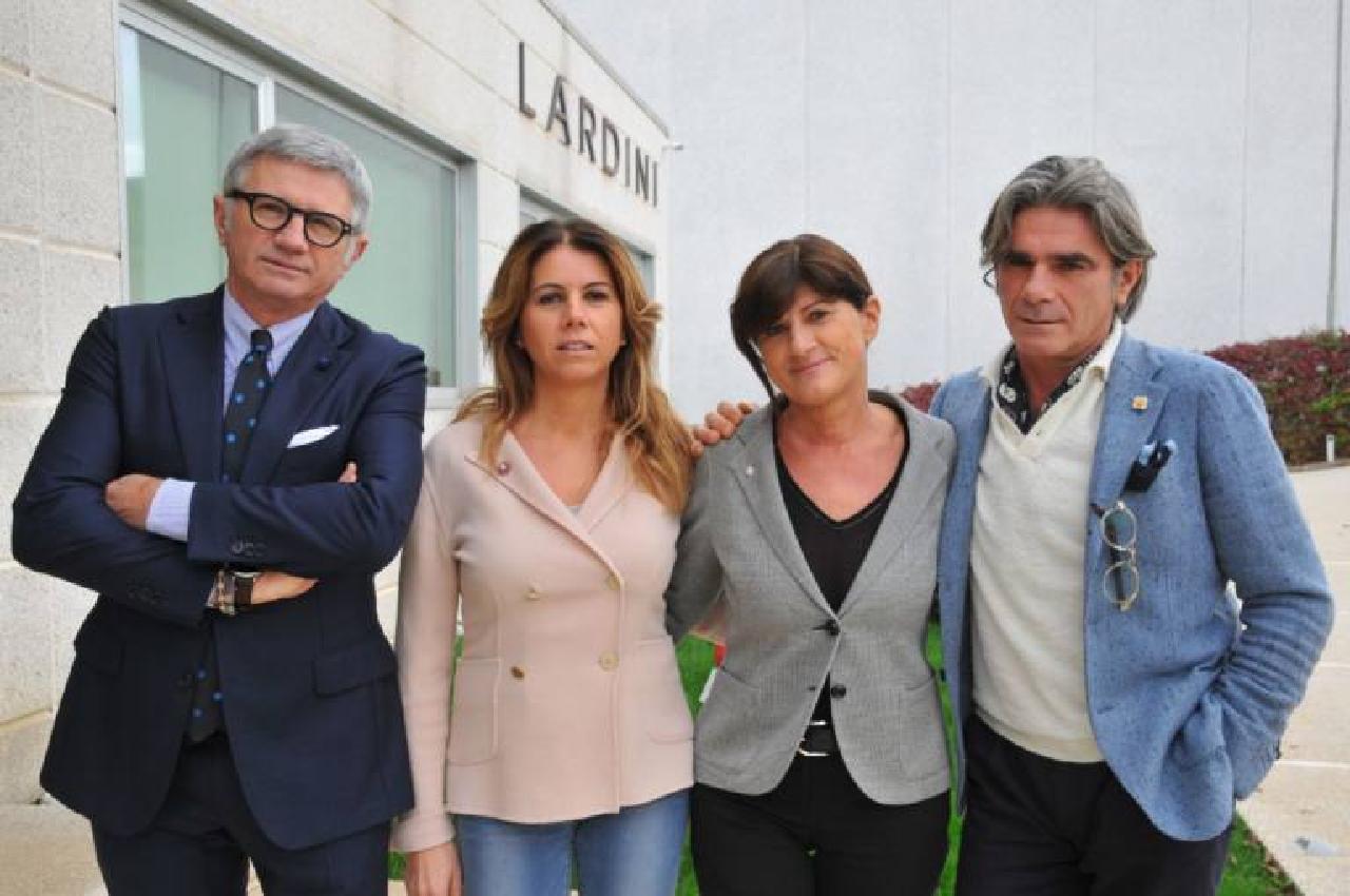 La famiglia Lardini