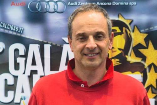 Futsal, l'anconetano Paolo Perugini guiderà ancora il Futsal Potenza Picena