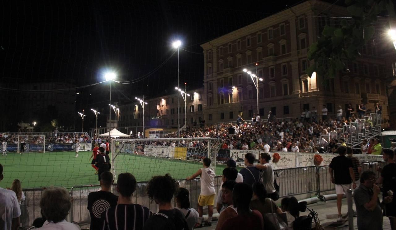 Piazza Pertini Torneo