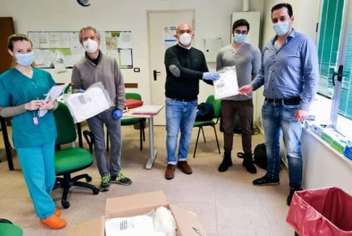 Osimo e covid, 70 giorni di Usca. Il dottor Sampaolo: «Il nostro ruolo ancora fondamentale»