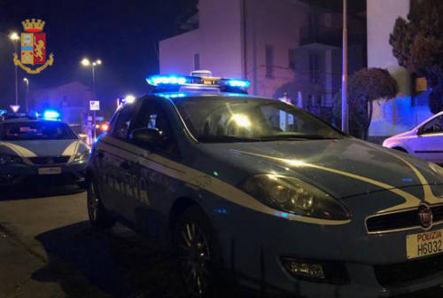 San Benedetto, fermato dalla Polizia con 4 grammi di marijuana negli slip: multato 19enne