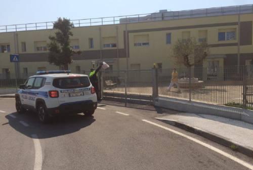 """Coronavirus, a Castelfidardo tamponi al """"Mordini"""" e screening alle forze di Polizia"""