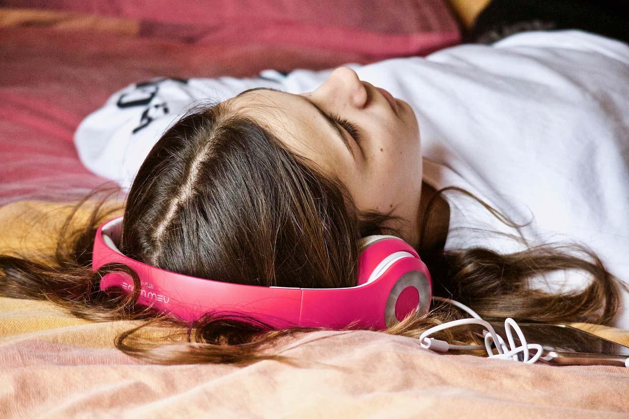 adolescente, musica