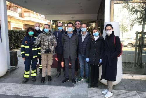 Coronavirus, a Urbino 13 medici e 7 infermieri dall'Ucraina, a Pesaro 3 anestesisti