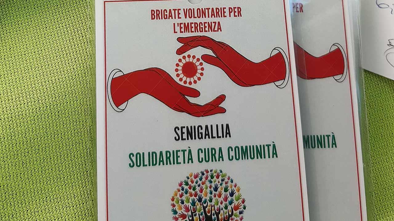 Le Brigate volontarie per l'emergenza - Senigallia