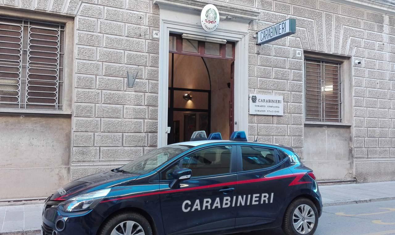 carabinieri, Jesi