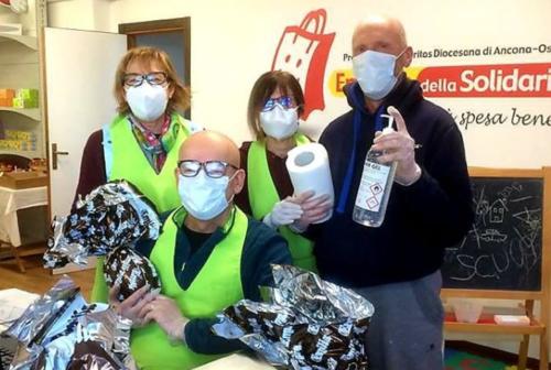 Coronavirus, raddoppiano le richieste di aiuto alla Caritas