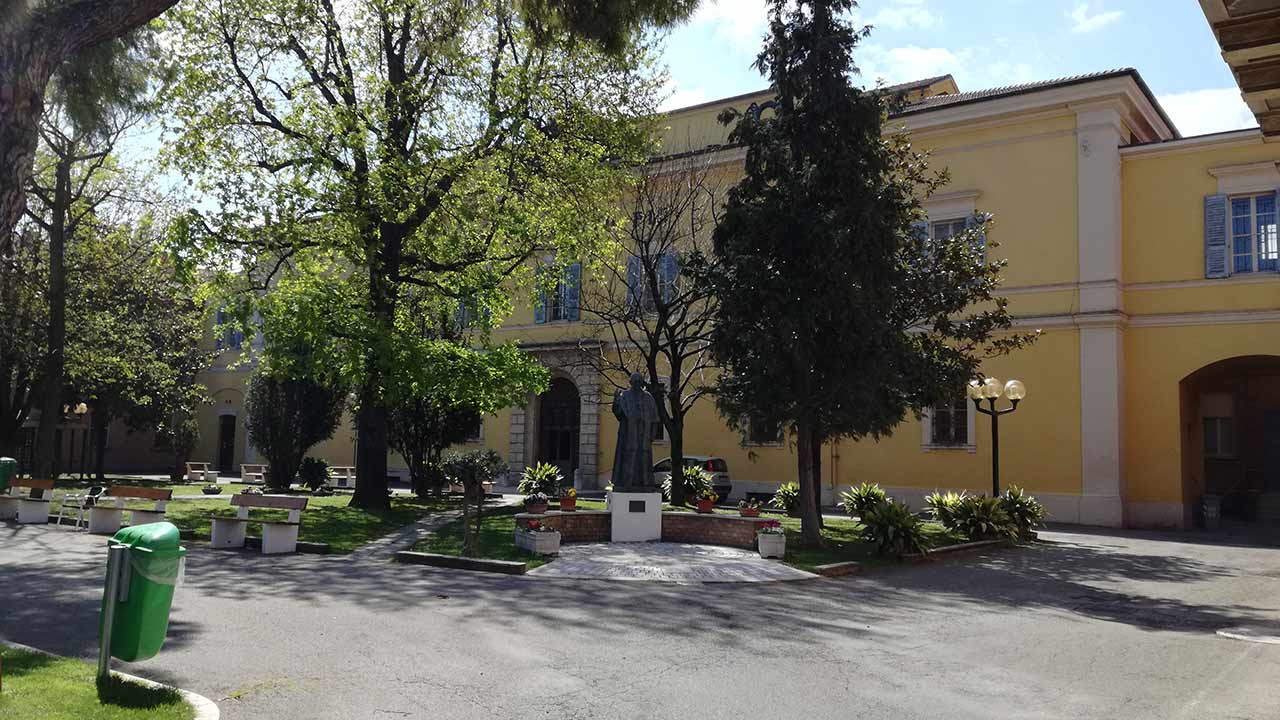 La residenza per anziani della fondazione Opera Pia Mastai Ferretti di Senigallia