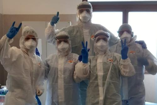 Coronavirus, appello Nursind a Regione: «Stabilisca un riconoscimento per gli operatori sanitari»