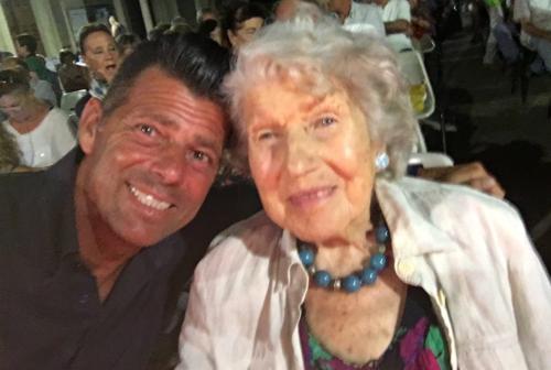 Senigallia piange la scomparsa di Giovanna Fiorenzi