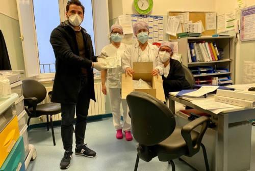 Cingoli, trasferimento in ospedale per i primi ospiti negativi della casa di riposo