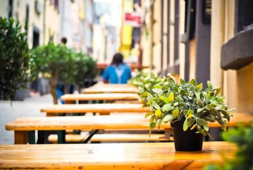 Ancona, Mancinelli: «Dehors anche durante la stagione invernale»