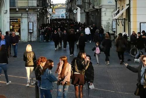 Senigallia, Piazza Roma e corso II Giugno si rifanno il look