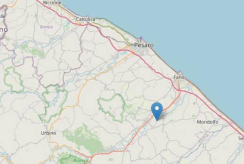 La terra trema nella Valle del Metauro: scossa sismica localizzata a Montemaggiore