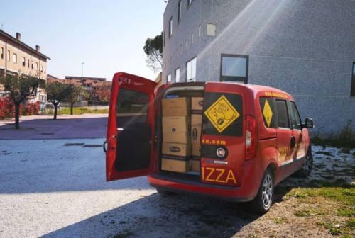 Coronavirus, pizzeria di Monte Roberto dona 11 mila porzioni di pasta