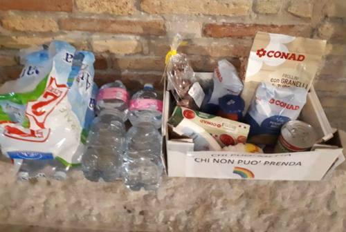 Spesa sospesa: l'anima solidale di Senigallia fa i conti con i furbetti