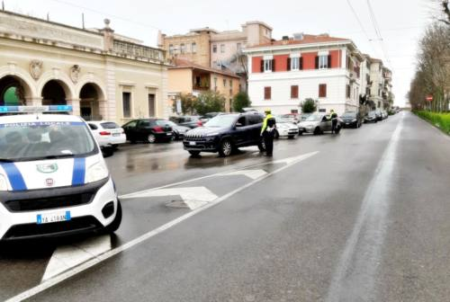 Fase 1, il bilancio della Polizia Locale di Ancona: sanzionate 76 persone e 7 attività commerciali