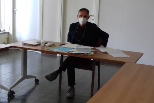 Jesi, Azienda Servizi alla Persona: il saluto del presidente Sergio Mosconi