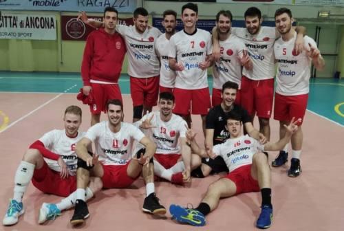 Volley, Bontempi e Netoip ancora con l'Accademia Volley Ancona