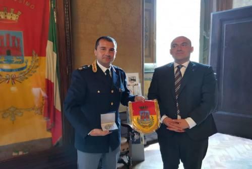 Polizia, Stefano Bortone nuovo dirigente a Osimo