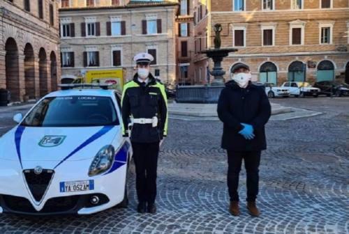 Osimo, è Daniele Buscarini il nuovo comandante della Polizia locale