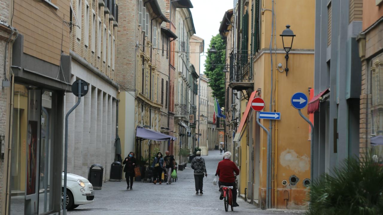Centro storico di Fano