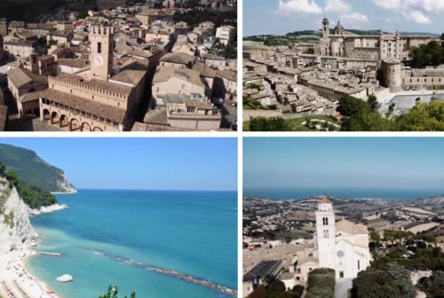 Ripartenza, le Marche puntano sul turismo: nuovo portale web e contributi a fondo perduto