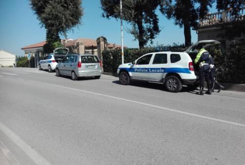 Osimo, controlli Covid: il bilancio di due mesi sulle strade