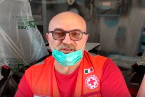 Coronavirus: la testimonianza di un soccorritore di Pesaro: «Un virus disumano»