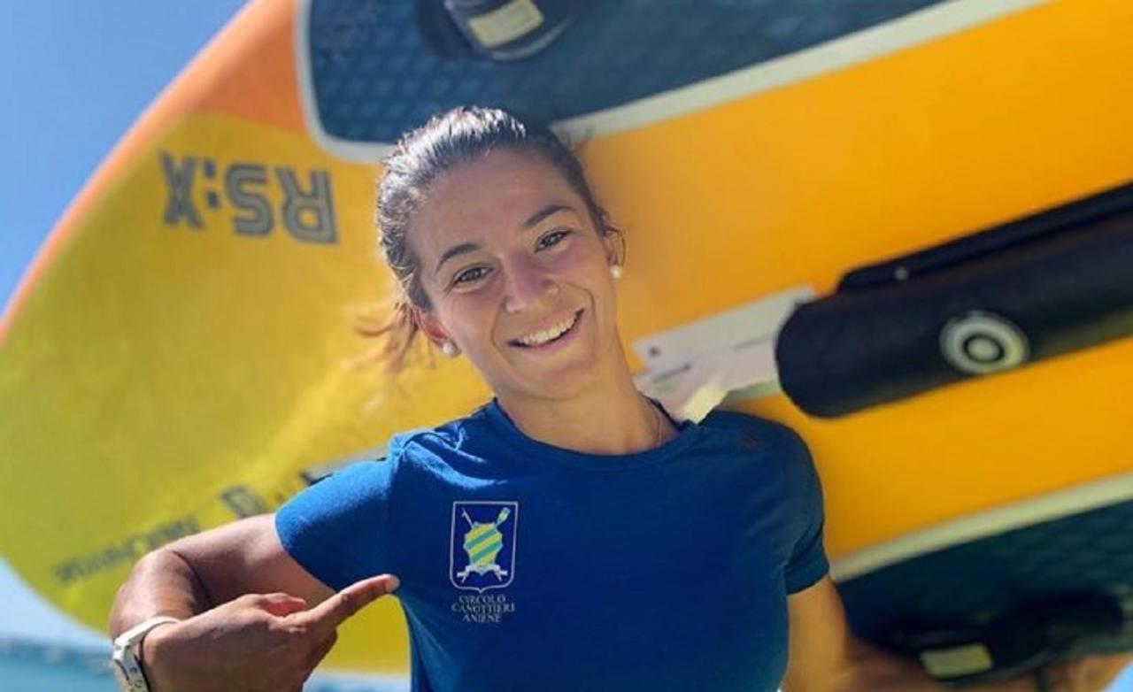 Giorgia Speciale Windsurf