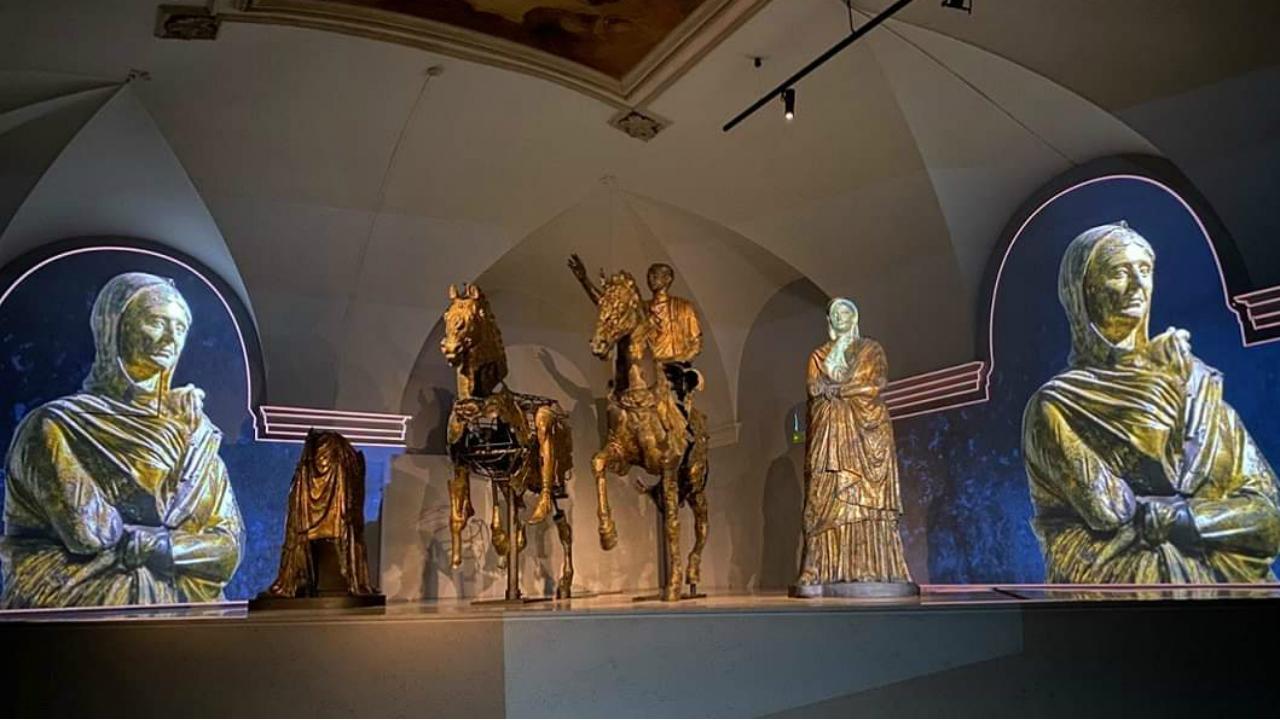 I bronzi di Pergola