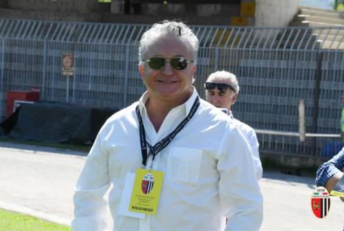Ascoli, il Patron Pulcinelli: «Rimango al mio posto. Indiscrezioni prive di fondamento»