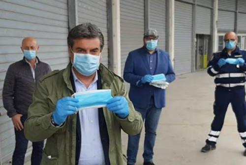 Fano, nuova ordinanza anti-Covid: mascherine obbligatorie per tutti fino al 2 giugno