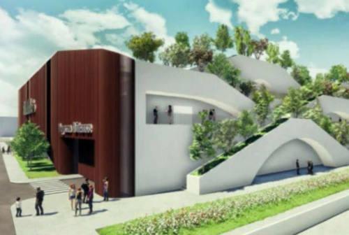 Fano, area Ex Agip: e se diventasse un parcheggio con un parco sopraelevato?