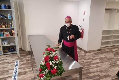Fabriano: inaugurata la nuova sede della Caritas con la benedizione di Papa Francesco