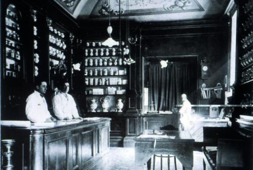 Jesi, c'è il comitato per l'antica farmacia dell'ospedale fra i luoghi del cuore Fai
