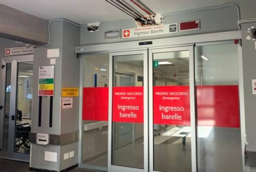 Macerata, aggressione al pronto soccorso: sterno fratturato per un'infermiera