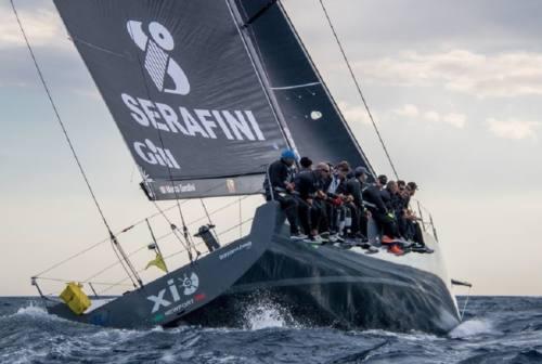 """Vela, Serafini conquista il trofeo """"Barca dell'anno 2019"""" con il suo TP52 Xio"""