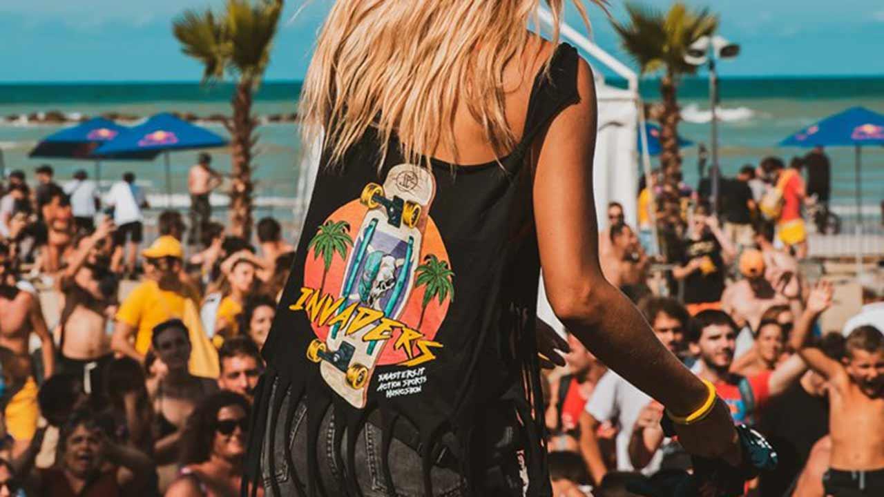 XMasters: eventi, feste e party sulla spiaggia di Senigallia