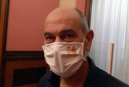 Jesi, mascherine griffate donate alla giunta dalla ditta Coltorti