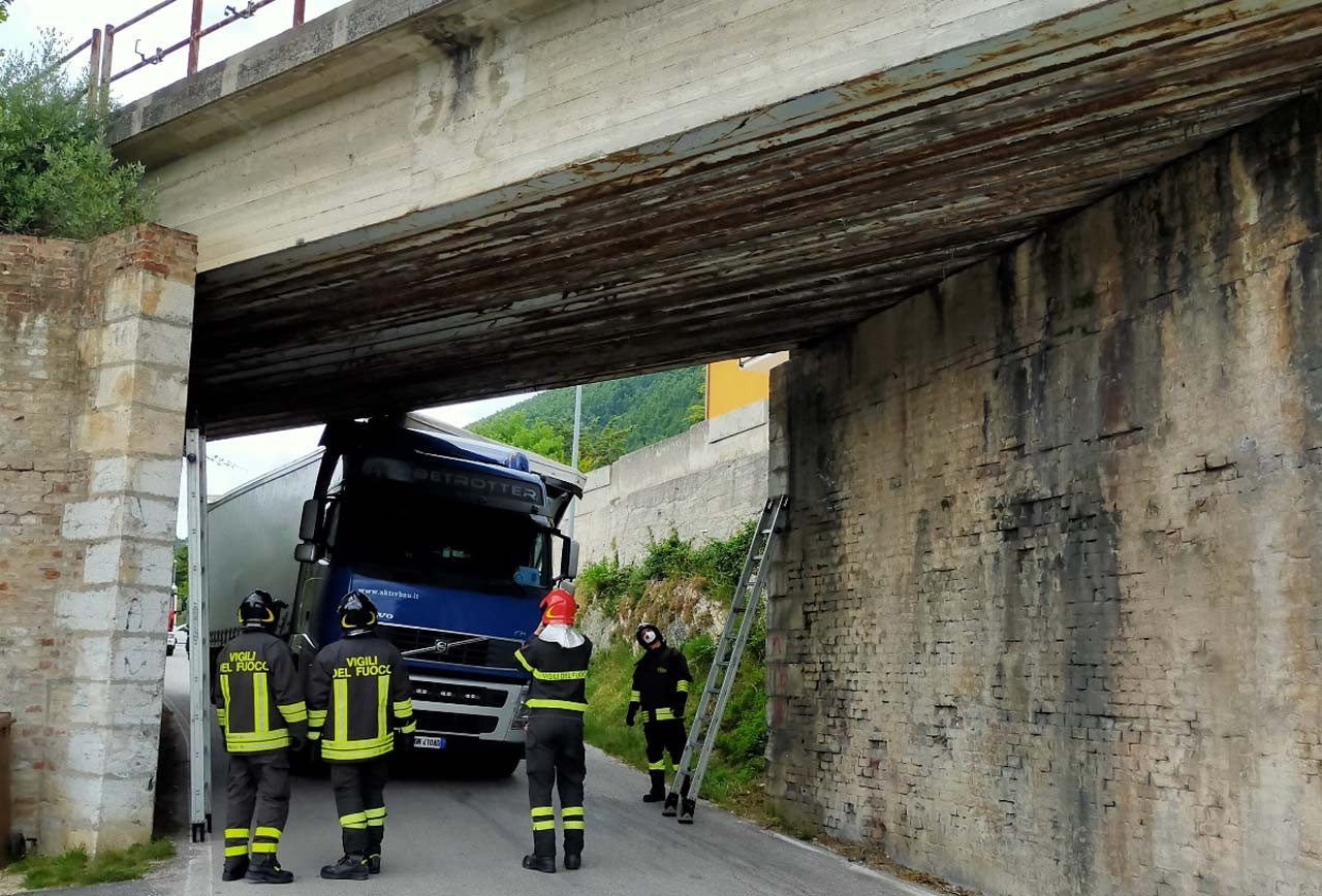 Camion, San Severino Marche